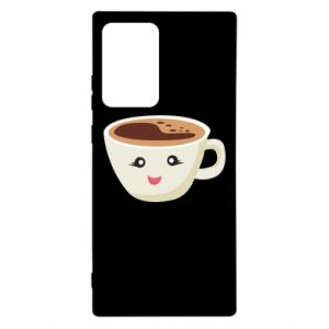 Etui na Samsung Note 20 Ultra A cup of coffee