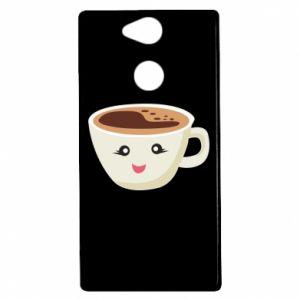 Etui na Sony Xperia XA2 A cup of coffee