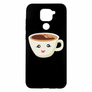 Etui na Xiaomi Redmi Note 9/Redmi 10X A cup of coffee