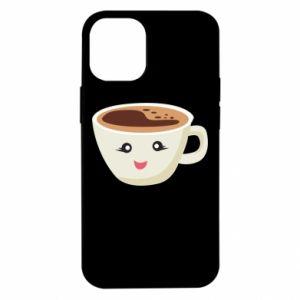 Etui na iPhone 12 Mini A cup of coffee