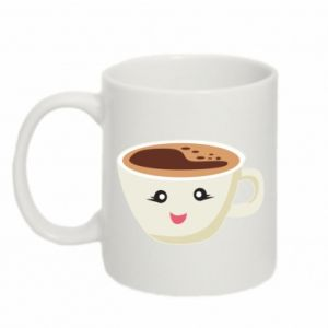 Kubek 330ml A cup of coffee