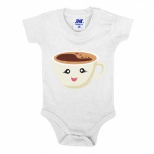Body dziecięce A cup of coffee