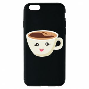 Etui na iPhone 6/6S A cup of coffee