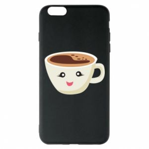 Etui na iPhone 6 Plus/6S Plus A cup of coffee