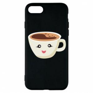 Etui na iPhone 8 A cup of coffee