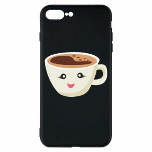 Etui na iPhone 8 Plus A cup of coffee