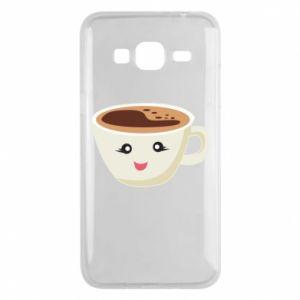 Etui na Samsung J3 2016 A cup of coffee