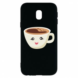 Etui na Samsung J3 2017 A cup of coffee