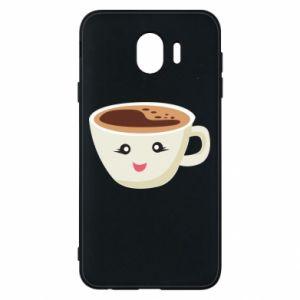 Etui na Samsung J4 A cup of coffee