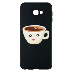 Etui na Samsung J4 Plus 2018 A cup of coffee