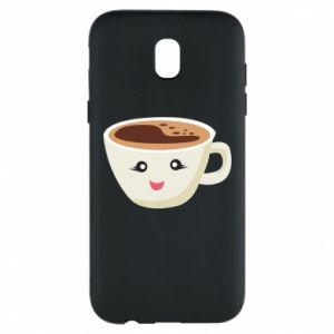 Etui na Samsung J5 2017 A cup of coffee