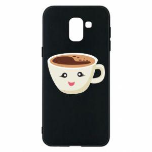 Etui na Samsung J6 A cup of coffee