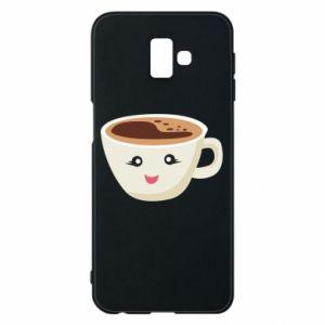 Etui na Samsung J6 Plus 2018 A cup of coffee