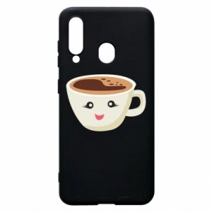 Etui na Samsung A60 A cup of coffee