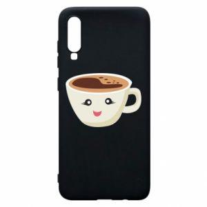 Etui na Samsung A70 A cup of coffee