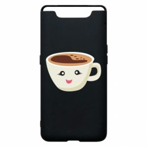 Etui na Samsung A80 A cup of coffee