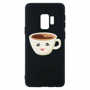 Etui na Samsung S9 A cup of coffee