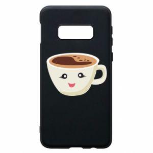 Etui na Samsung S10e A cup of coffee