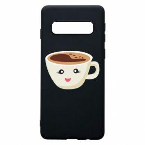 Etui na Samsung S10 A cup of coffee