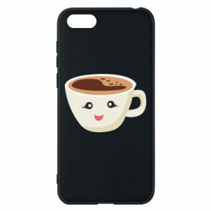 Etui na Huawei Y5 2018 A cup of coffee