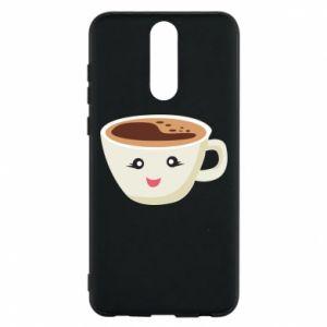 Etui na Huawei Mate 10 Lite A cup of coffee
