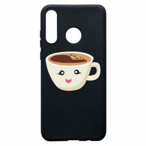 Etui na Huawei P30 Lite A cup of coffee
