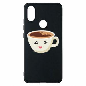 Etui na Xiaomi Mi A2 A cup of coffee