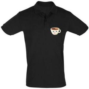 Koszulka Polo A cup of coffee