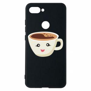 Etui na Xiaomi Mi8 Lite A cup of coffee