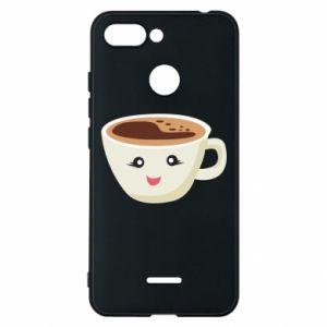 Etui na Xiaomi Redmi 6 A cup of coffee
