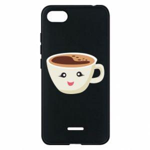 Etui na Xiaomi Redmi 6A A cup of coffee