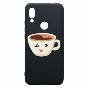 Etui na Xiaomi Redmi 7 A cup of coffee