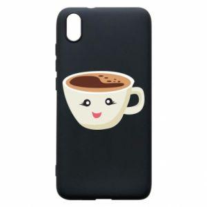 Etui na Xiaomi Redmi 7A A cup of coffee