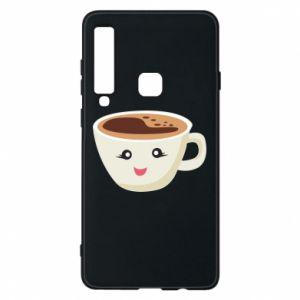 Etui na Samsung A9 2018 A cup of coffee