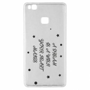 Etui na Huawei P9 Lite A dream is a wish your heart makes, dla niej