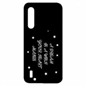 Etui na Xiaomi Mi9 Lite A dream is a wish your heart makes, dla niej