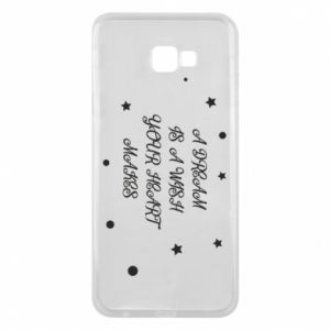 Phone case for Samsung J4 Plus 2018 A dream is a wish your heart makes, for her