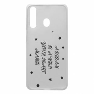 Phone case for Samsung A60 A dream is a wish your heart makes, for her