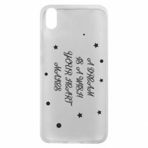 Phone case for Xiaomi Redmi 7A A dream is a wish your heart makes, for her