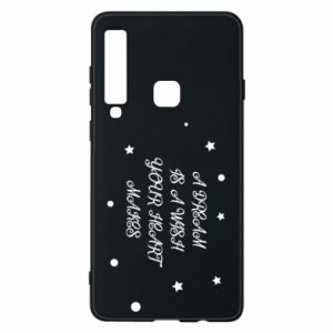 Phone case for Samsung A9 2018 A dream is a wish your heart makes, for her
