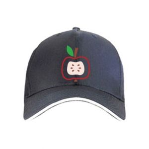 Cap Abstract apple