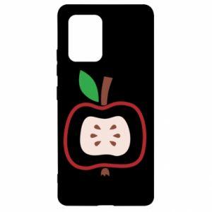 Etui na Samsung S10 Lite Abstract apple