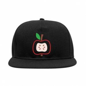 Snapback Abstract apple