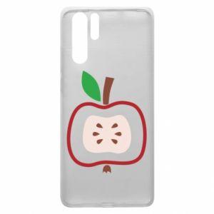 Etui na Huawei P30 Pro Abstract apple