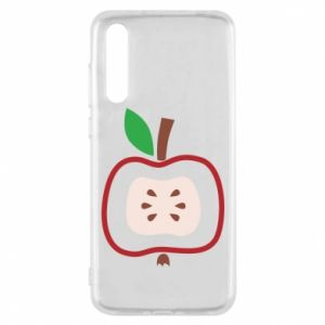 Etui na Huawei P20 Pro Abstract apple