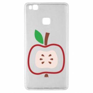Etui na Huawei P9 Lite Abstract apple