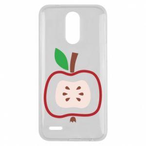 Etui na Lg K10 2017 Abstract apple