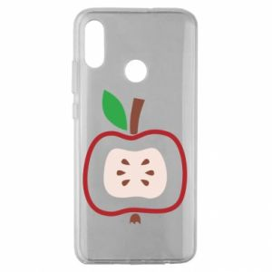 Etui na Huawei Honor 10 Lite Abstract apple