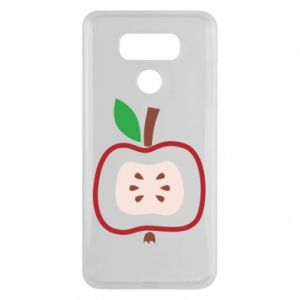 Etui na LG G6 Abstract apple
