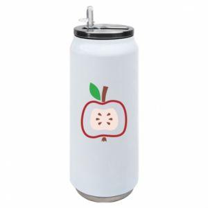 Puszka termiczna Abstract apple